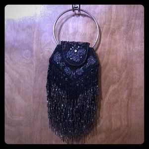 Handbags - Small beaded evening bag
